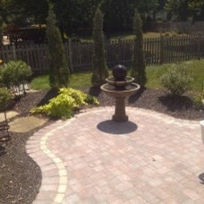 Traditional Patio by Landworks, Inc.