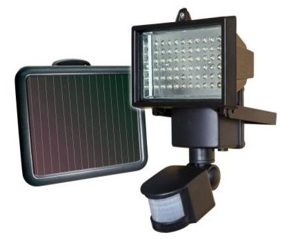 Contemporary Outdoor Flood And Spot Lights by Home Depot