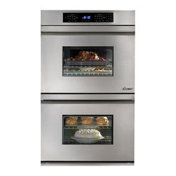 "Dacor Millennia 30"" Double Electric Wall Oven, Stainless Steel 