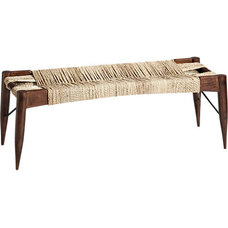 Modern Indoor Benches by CB2