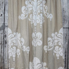 Shower Curtains by Couture Dreams