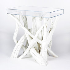 Eclectic Side Tables And Accent Tables by South of Market