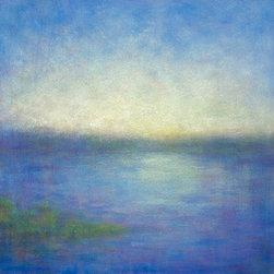 Summer Fog (Original) by Victoria Veedell - About the artist: