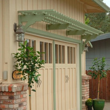 Traditional Pergolas Arbors And Trellises by Arbororiginal
