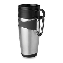 Copco - Copco Xtreme 16-Ounce Travel Mug - This versatile travel mug is for the extreme user, offering superior performance and excellent durability. It is made from double wall stainless steel for hot or cold beverages, and is foam insulated for superior heat retention.