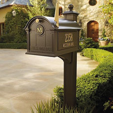 Traditional Mailboxes by FRONTGATE