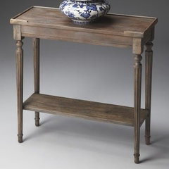 Butler Console Table - Dusty Trail - Sofa & Console Tables at Hayneedle