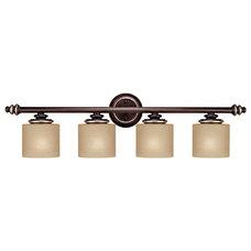 Transitional Bathroom Lighting And Vanity Lighting by Arcadian Home & Lighting