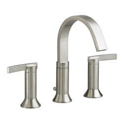 American Standard - American Standard 7430.801.295 Satin Nickel Berwick Berwick Widespread - Product Features:Fully covered under American Standard s limited lifetime faucet warrantyForged from the highest quality brass alloySuperior finishing process - finishes are covered under limited lifetime warrantyDouble handle 1/4 turn operationSpeed Connect pop-up drain assembly takes minutes to installADA compliantWaterSense Certified productLow lead compliant - complies with federal and state regulations for lead contentDesigned to easily connect to standard U.S. plumbing supply bibsUltra-secure mounting assemblyAll hardware required for installation is includedProduct Technologies:Lifetime Warranty: As an American company, American Standard faucets are built tough. Their products live longer in one place than most people do. Drip-free ceramic disc valves, high-grade lead-free brass alloys, and stainless steel drain cables name just a few of the features which make American Standard bathroom faucets the industryÂ's longest lasting. To back this up, all American Standard faucets are covered under a lifetime warranty.Indestructible Finishes: Through employing only the best finishing practices, such as physical vapor deposition, American Standard faucet finishes are some of the strongest in the industry. When the finish is actually incorporated into the faucet, rather than a coating on the outside, the result is a flawless appearance that eliminates tarnishing, pitting, and peeling while hiding scratches. For this reason, American Standard faucet finishes are fully covered under the lifetime warranty.Speed Connect System: Assembling, connecting, and adjusting the pop-up drain within the tight space of a vanity cabinet is undeniably the most difficult task when installing a bathroom faucet. Not so with American Standard, though. Each bathr