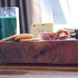 Live Edge Cheese and Wine Boards -
