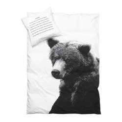 Duvet Cover, Bear