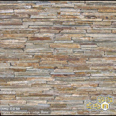 Contemporary  by Northern Stone Supply, Inc.