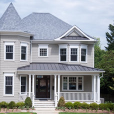 Traditional Exterior by SAI Contracting