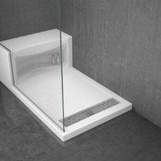 Modern Showers by Fleurco