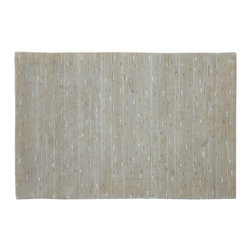 1800-Get-A-Rug - Oriental Rug Hand Knotted Rug Wool and Silk Cut and Loop Modern Sh9268 - About Modern & Contemporary