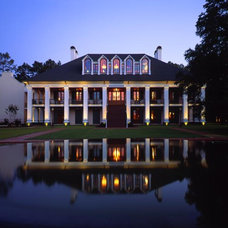 Traditional Exterior by Kevin L Harris, Architect LLC