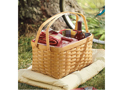Picnic Baskets by ic.longaberger.com