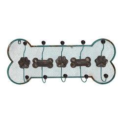 Alluring Styled Metal Wall Hook - Description: