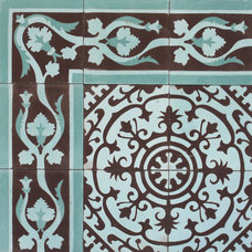 Tropical Floor Tiles by MIDS TILE