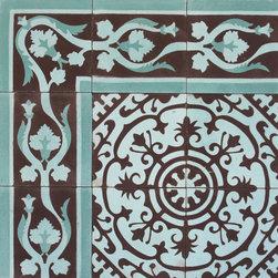 Cuban Tile - Cuban Tiles by MIDS Tile