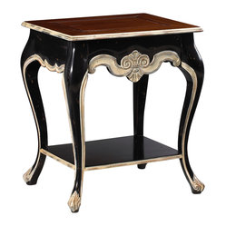 Duval End Table