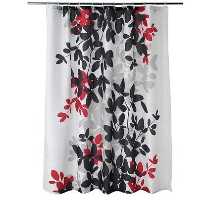 modern shower curtains by Kohl's