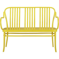 Contemporary Indoor Benches by Crate&Barrel