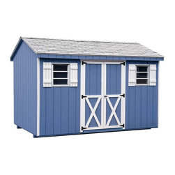 Fifthroom - Dura-Temp Siding Gable Sheds -