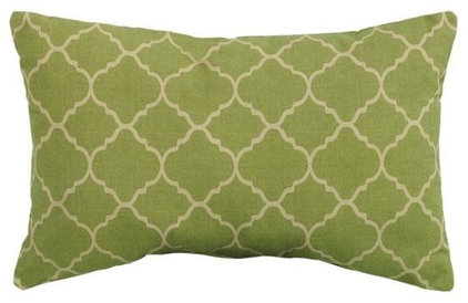 Mediterranean Outdoor Cushions And Pillows by Home Decorators Collection
