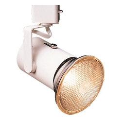 Lightolier - Lightolier 9021 Basic Mini Universal Track Head - Basic Mini Universal is a versatile housing with a sliding socket from Lightolier.