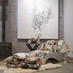Artist space with Vintage Renewal -