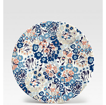 Contemporary Plates by Saks Fifth Avenue