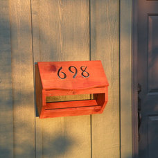 Traditional Mailboxes by Craft Wright Woodworking