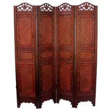 traditional screens and wall dividers by Hayneedle