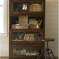 bookcases cabinets and computer armoires by Pottery Barn
