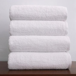 None - Salbakos Arsenal Turkish Cotton Quick Dry Spa Bath Towel (Set of 4) - The Salbakos Arsenal towels are an ultrasoft and amazingly absorbent option. Exquisitely woven of Turkish cotton for superior thickness and comfort,these towels are perfect to use at a spa,after a shower,or for your guest bathroom.