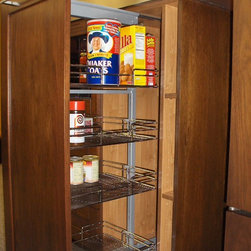 Kitchen Organization -
