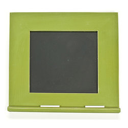 Twelve Timbers - Square Chalkboard with Custom Color Frame - Square Chalkboard with Custom Color Frame