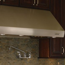 Wall Rangehood Wolf Appliances - Lights, a range of settings and options in seven sizes. Stainless steel finish. Made to match your Wolf rangetop.