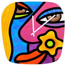 Modern Clocks by Steven Scott Studio