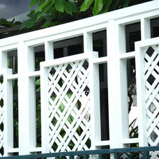 Asian Home Fencing And Gates by Thaiplastwood Co.Ltd