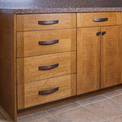 Cabinet Knobs & Pulls - Breighton Collection from Jeffrey Alexander by Hardware Resources