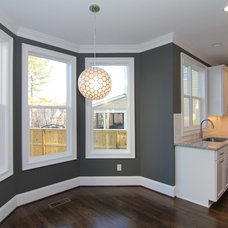 Transitional Kitchen by Stanton Homes