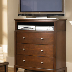 Coaster - Addley Media Chest - Addley Media Chest