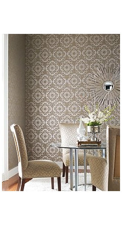 Wallcovering - Dining Room - We have the perfect wall coverings for your interior walls!