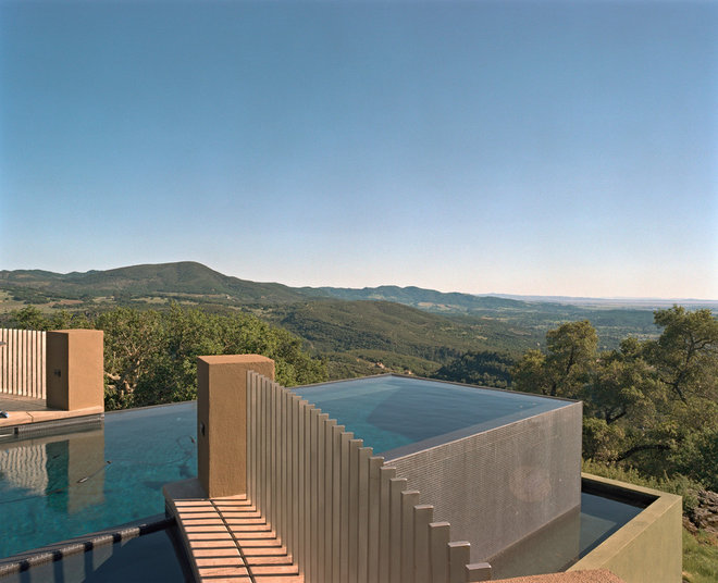 Industrial Pool by WA design
