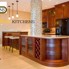 Contemporary  by Lawsons Signature Kitchens