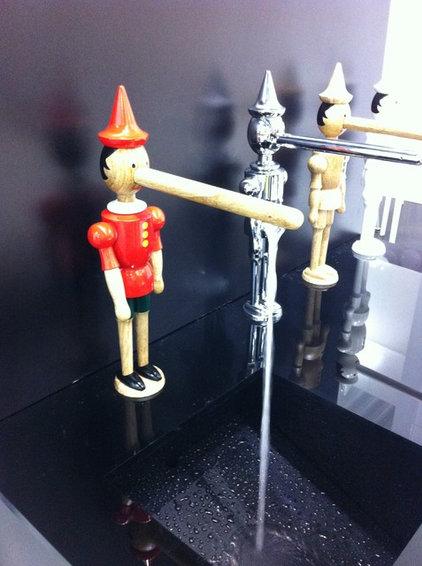 Pinocchio faucet - CERSAIE Bologna, Italy 2013