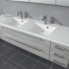 Contemporary Bathroom Vanities And Sink Consoles by BAUFORMAT