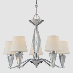 Minka Lavery - Minka Lavery Adamas Modern Contempo Chandelier - The Minka Lavery Adamas Chandelier is a Modern Contempo that will inspire design and transform your space